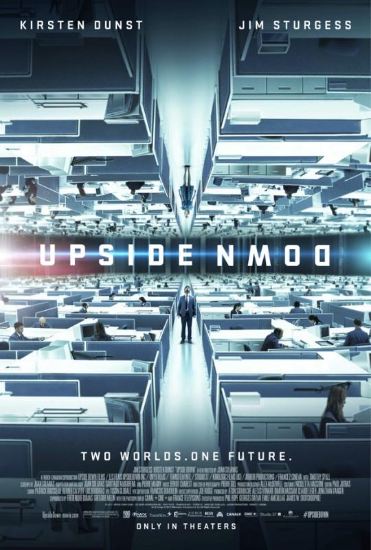Upside Down: nuova locandina internazionale