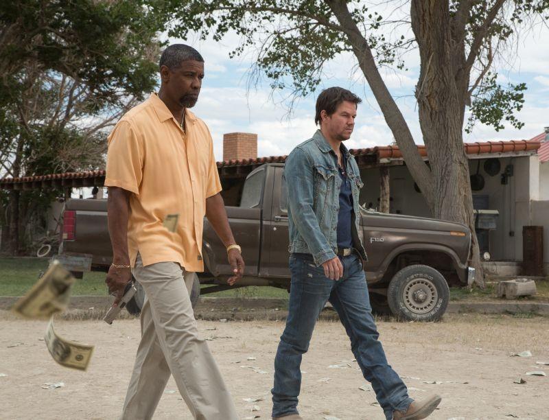 2 Guns: Denzel Washington e Mark Wahlberg nella prima immagine del film