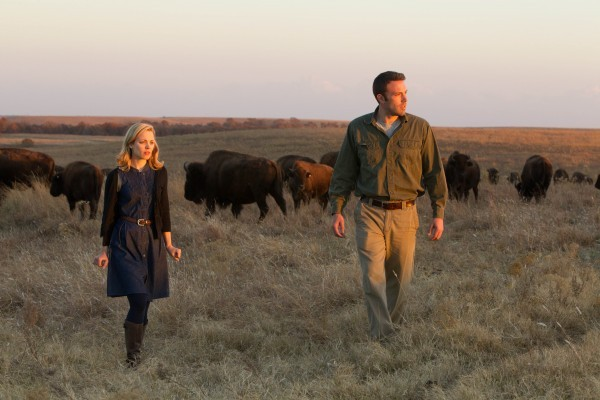 To the wonder: Ben Affleck e Rachel McAdams immersi nella natura