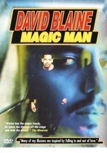 David Blaine: Magic Man: la locandina del film
