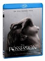 La copertina di The Possession (blu-ray)