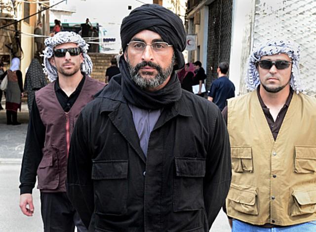 Homeland: Navid Negahban in una scena dell'episodio Beirut is Back di Homeland