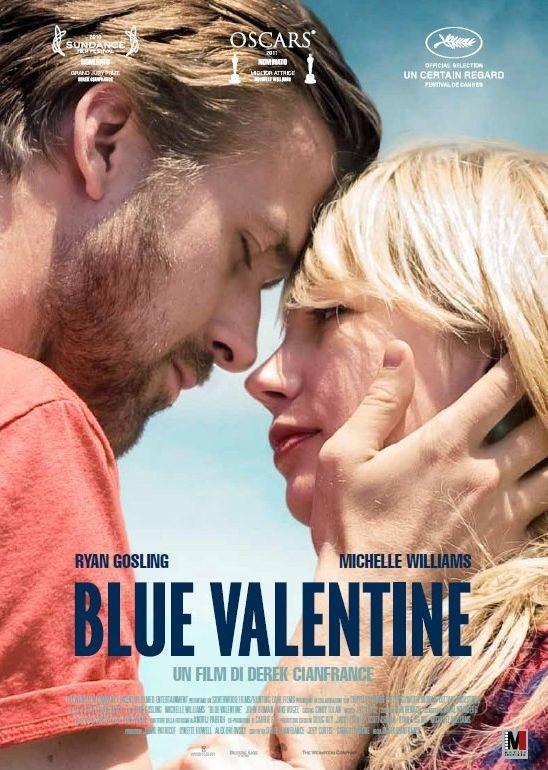 Blue Valentine: nuova locandina italiana