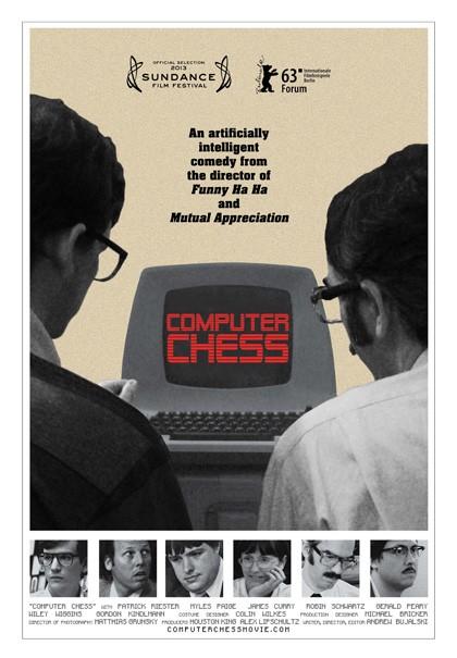 Computer Chess: la locandina del film