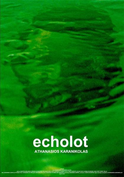 Echolot: la locandina del film