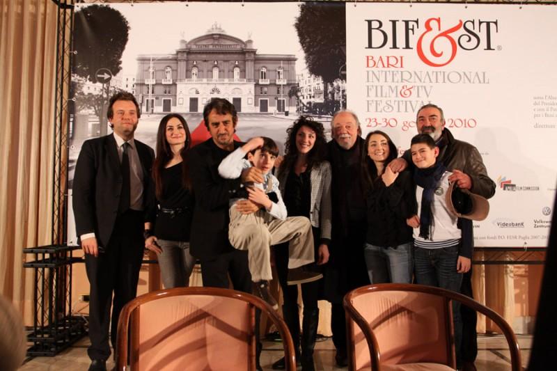 Isabella Ragno al Bif&st 2010