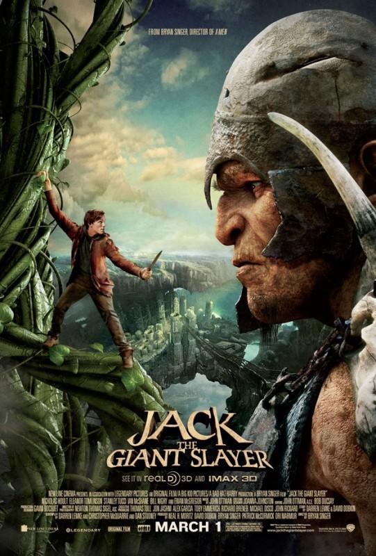 Jack the Giant Slayer: Jack sfida un gigante nella nuova locandina
