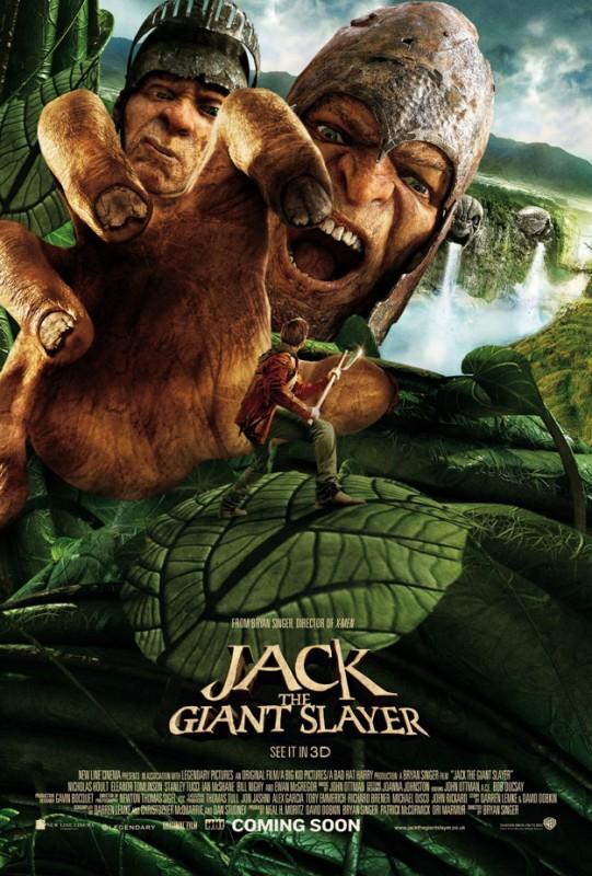 Jack the Giant Slayer: una nuova suggestiva locandina