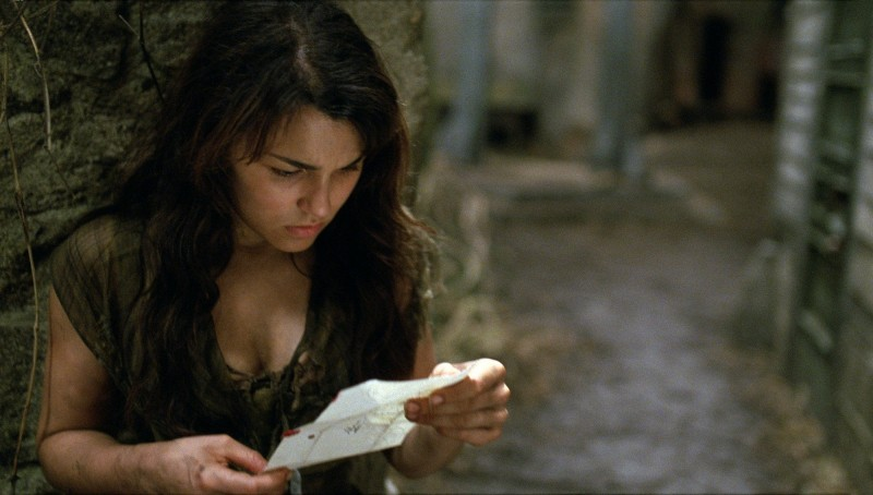 Les Misérables: Samantha Barks interpreta Eponine