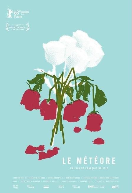 The Meteor: la locandina del film