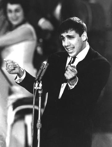 Sanremo 1961 - Adriano Celentano