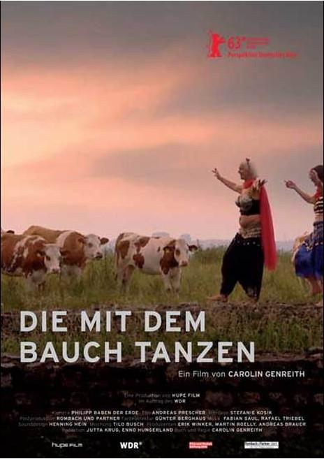 Dancing with Bellies: la locandina del film