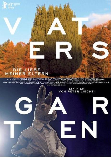 Father\'s Garden - The Love of My Parents: la locandina del film