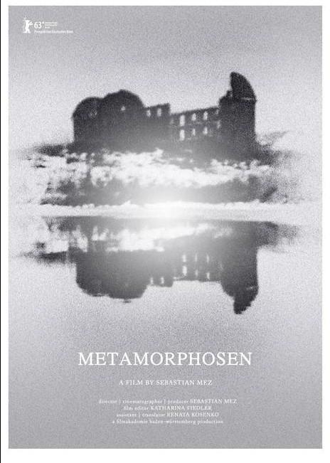 Metamorphosen: la locandina del film