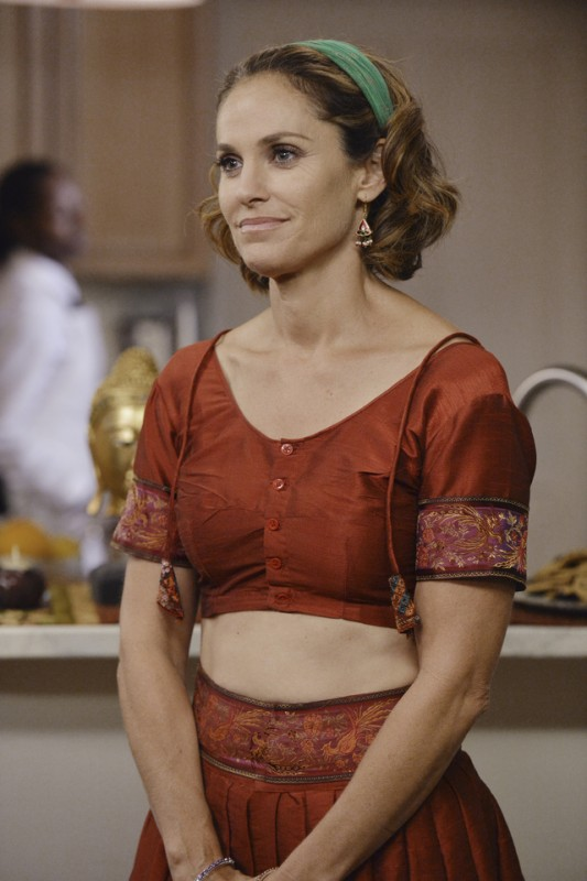 Private Practice: Amy Brenneman nell'episodio Mourning Sickness