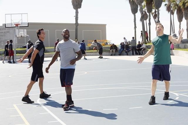 Private Practice: Benjamin Bratt, Taye Diggs e Paul Adelstein nell'episodio Life Support