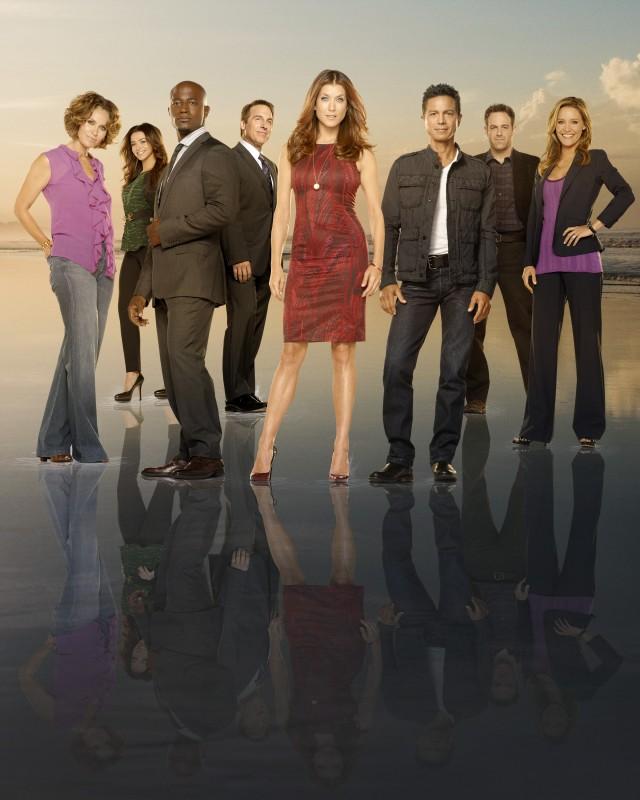 Private Practice: il cast in una foto promozionale della stagione 6