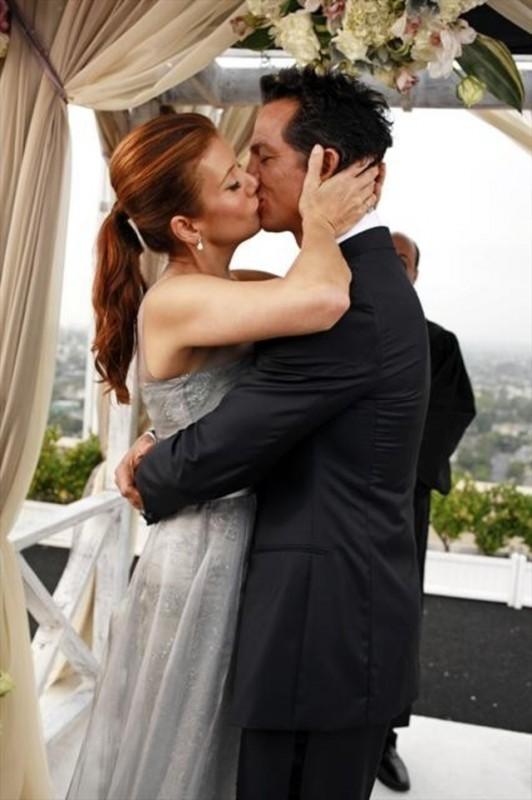 Private Practice: Kate Walsh e Benjamin Bratt nell'episodio In Which We Say Goodbye