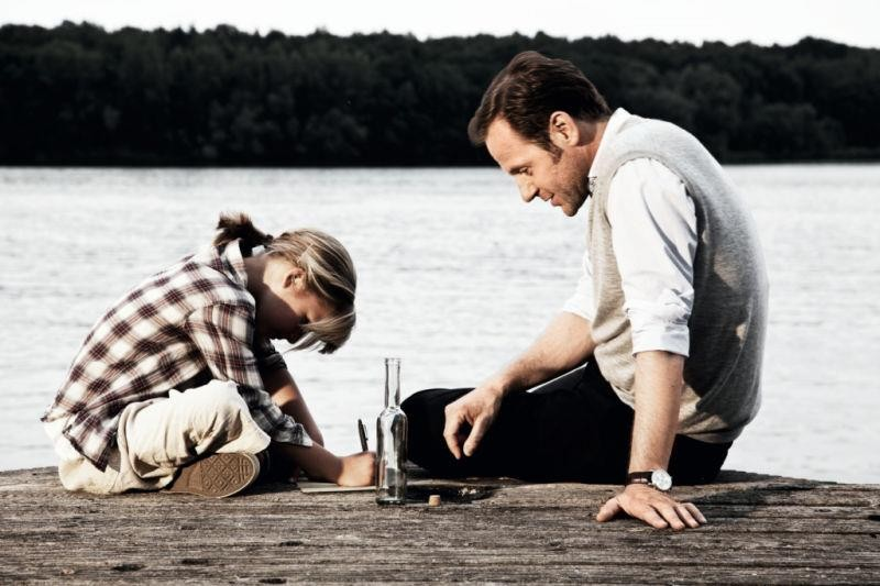 Emma Schweiger e Samuel Finzi nella commedia Kokowääh 2