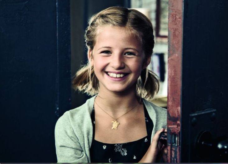 La piccola Emma Schweiger nella commedia Kokowääh 2