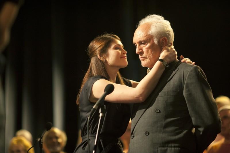 Song for Marion: Gemma Arterton e Terence Stamp interpretano Elizabeth e lo scontroso Arthur