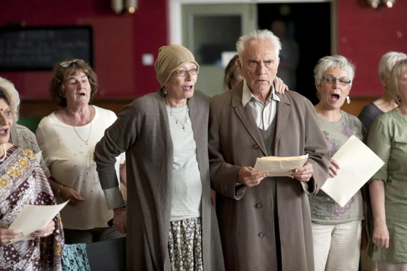 Song for Marion: Vanessa Redgrave e Terence Stamp interpretano Marion e Arthur