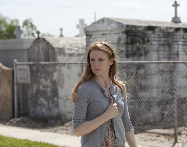 The Last Exorcism 2: Ashley Bell in una scena del film