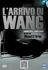 La copertina di L\'arrivo di Wang (dvd)