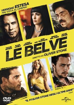 La copertina di Le belve (dvd)