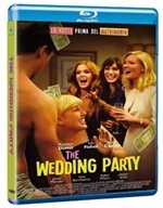 La copertina di The Wedding Party (blu-ray)