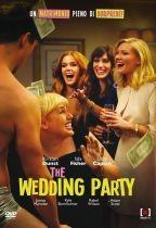 La copertina di The Wedding Party (dvd)
