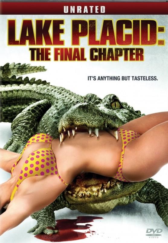 Lake Placid 4 - Capitolo finale: la locandina del film