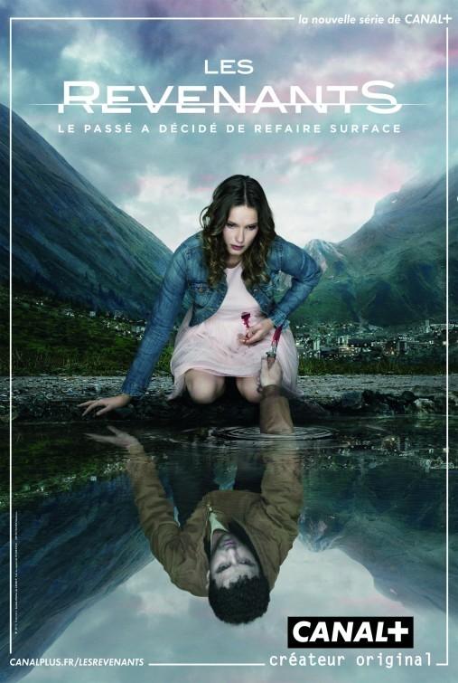 Les Revenants: un poster della serie