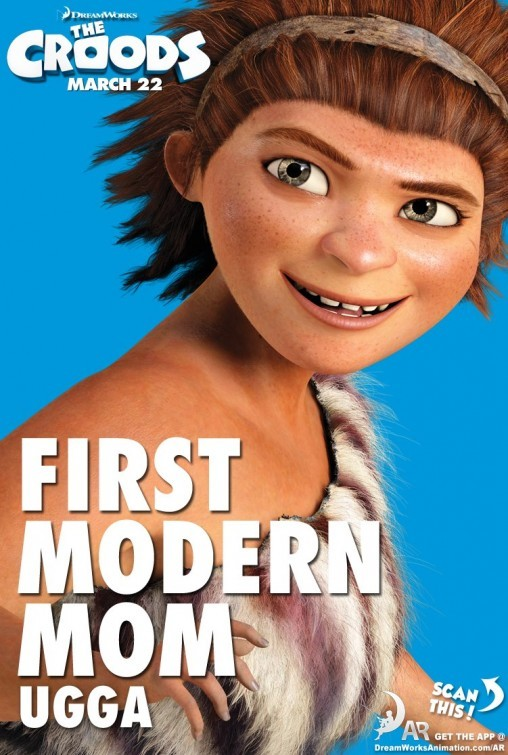 The Croods: Character Poster 5