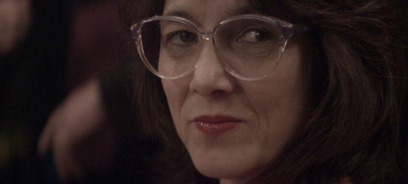 Gloria: Paulina García in un primo piano tratto dal film