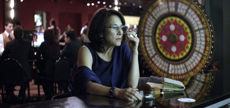 Gloria: Paulina García in una scena del film