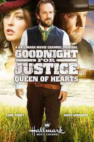 Goodnight for Justice: Queen of Hearts: la locandina del film