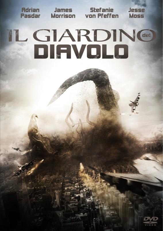 La copertina di Il giardino del diavolo (dvd)