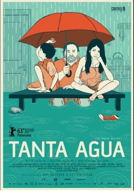 So Much Water: la locandina del film