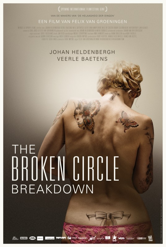 The Broken Circle Breakdown: la locandina del film