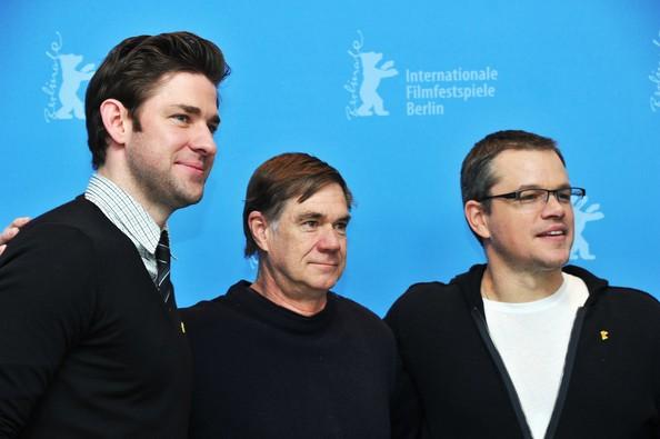 Berlino 2013: Gus Van Sant, John Krasinski e Matt Damon presentano 'Promised Land'