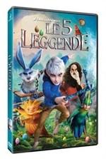 La copertina di Le 5 leggende (dvd)
