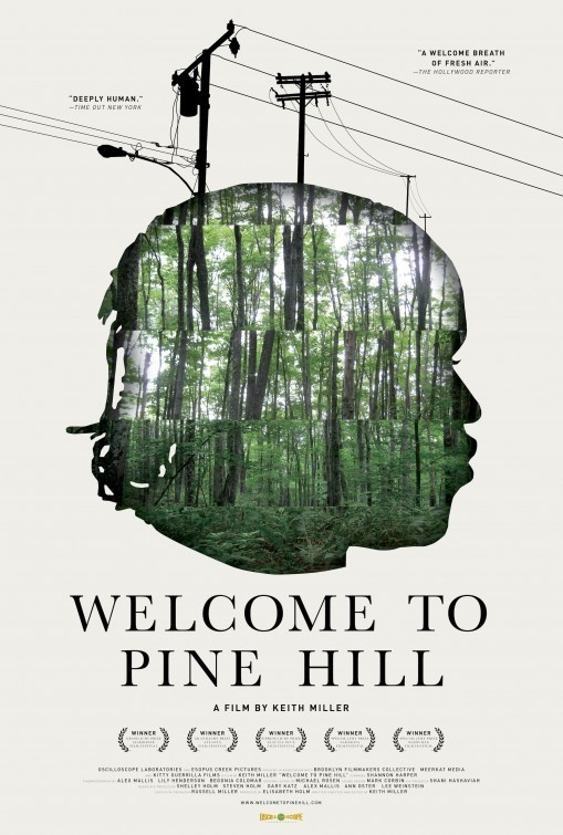 Welcome to Pine Hill: la locandina del film