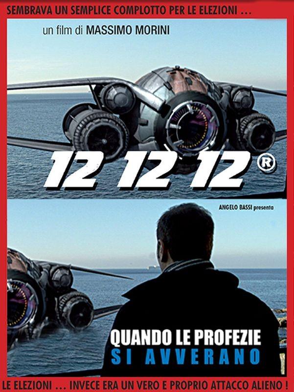 12 12 12: il poster del film