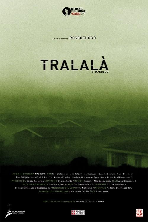 Tralala: la locandina del film