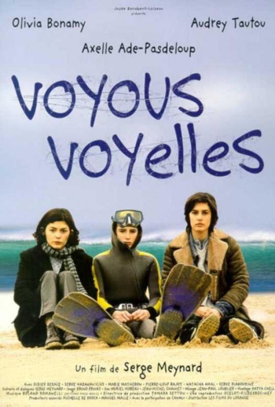 Voyous voyelles: la locandina del film