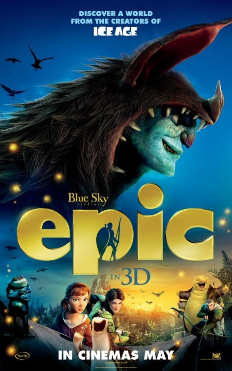 Epic: character poster 2