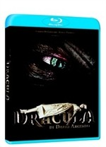 La copertina di Dracula (2012) (blu-ray)