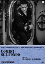 La copertina di Uomini sul fondo (dvd)
