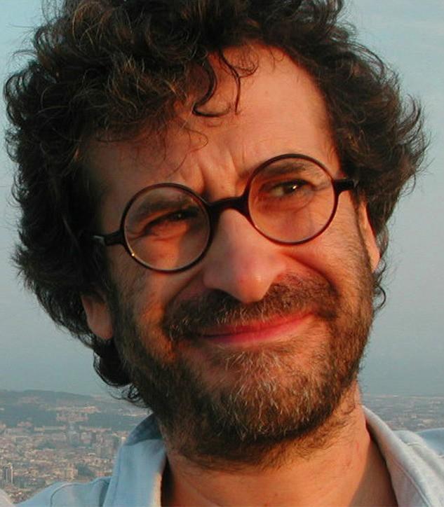 Pinocchio: il regista Enzo D'Alò in una foto promozionale